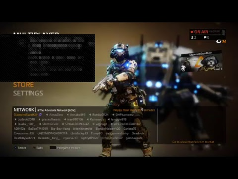 Learning how to play titanfall 2 #2