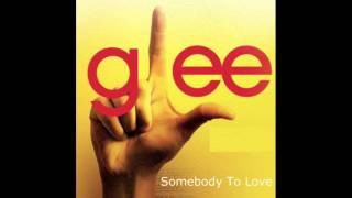 Somebody To Love- Glee Cast HD