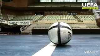 Роль вратаря в мини-футболе (футзале)