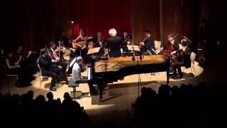 Gerald Finzi: Eclogue in Fa maggiore per pianoforte ed archi op. 10