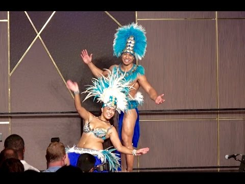 Talent - Mr Polynesia Pacifica Australia