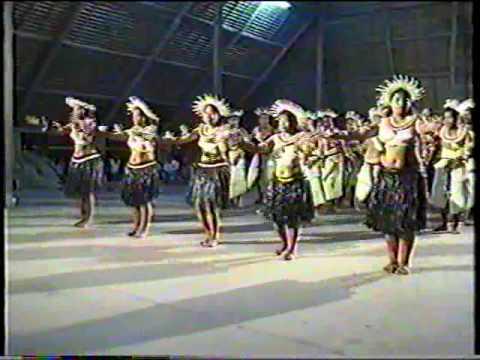 Kiribati-Te Keangi Ni Marawa