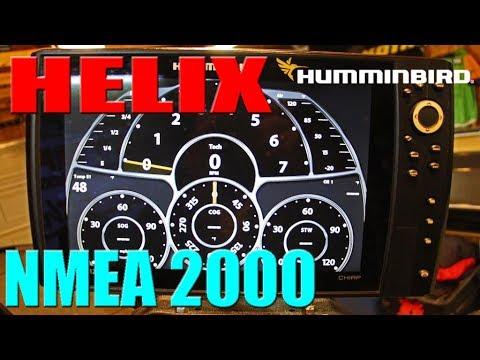 Tips 'N Tricks 209: Humminbird HELIX - NMEA 2000 Install
