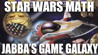 """""""Star Wars Math: Jabba"""