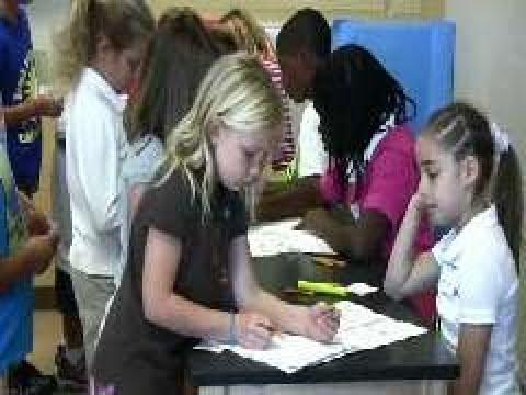 Palm Beach Gardens Elementary School Voting