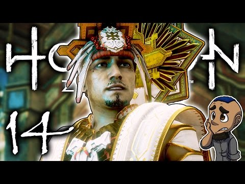 Horizon Zero Dawn — Part 14 | AVAD & INTO THE BORDERLANDS | Gameplay Walkthrough Playthrough Review