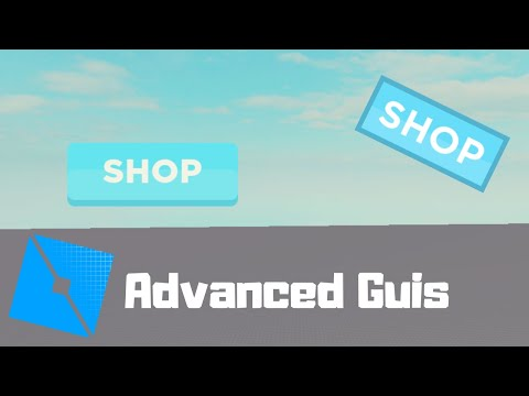 Roblox: Advanced GUI Design's (2019)