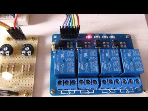 WomoControl - Ein Arduino Projekt