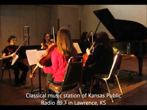 Radio interview with Kairy Koshoeva --Kansas Public Radio 89.7