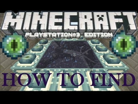 how to make the end portal ps3