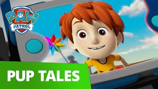 PAW Patrol | Pups Save Daring Danny X | Rescue Episode | PAW Patrol Official & Friends!