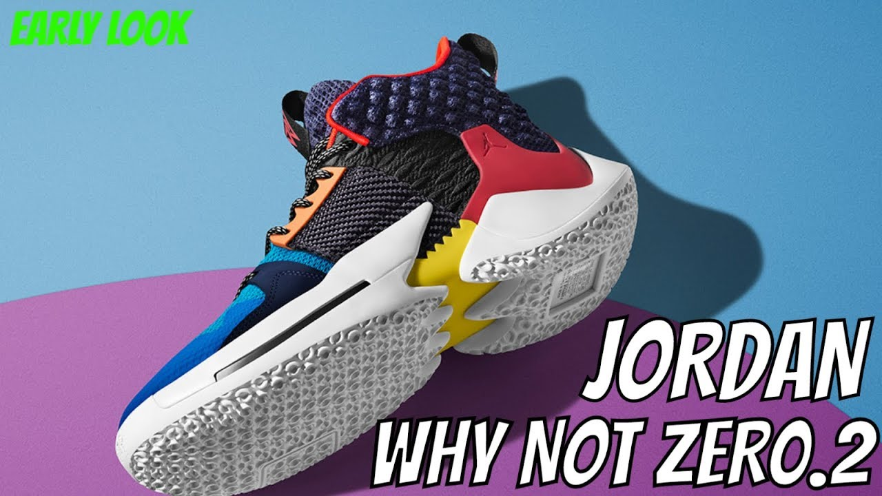 dbc96c7d927d Jordan Unveils Russell Westbrook s Why Not Zer0.2 - YouTube