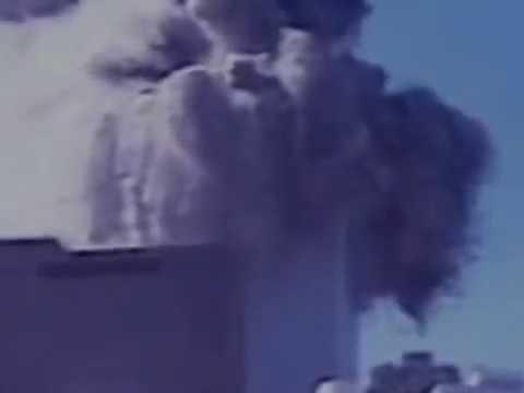 9/11: Stabilized WTC1 (BBC World News, 9/11/01)