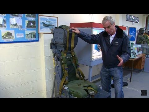 Martin-Baker MK10 Ejection Seat Tour
