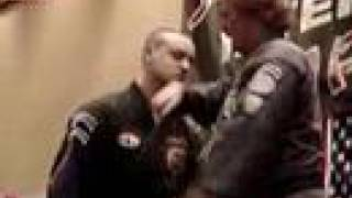 Paul Mills American Kenpo Top Spin Video Clip