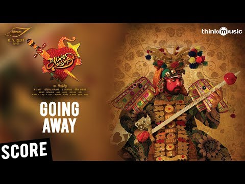 Atta Kathi | Going Away (Original Background Score) | Dinesh | Santhosh Narayanan | Pa Ranjith