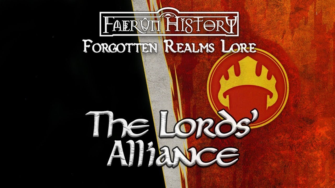 The Lords' Alliance - Forgotten Realms Lore