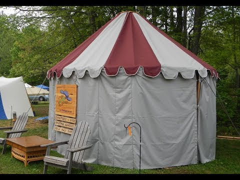 How to Build a YURT for sale!