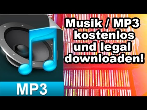 Musik kostenlos downloaden … ganz legal! (deutsch)