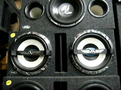 car audio equipment for sale