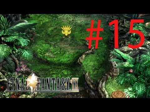 Guia Final Fantasy IX (PS4) - 15 - Bosque de los Chocobos y primera Chocografía