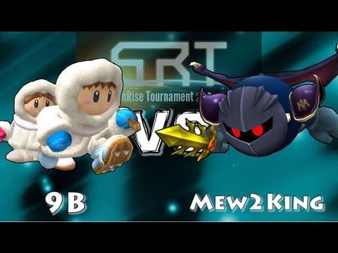 Download 9B (Ice Climbers) vs Mew2King (Metaknight) Set - (Japan vs USA)