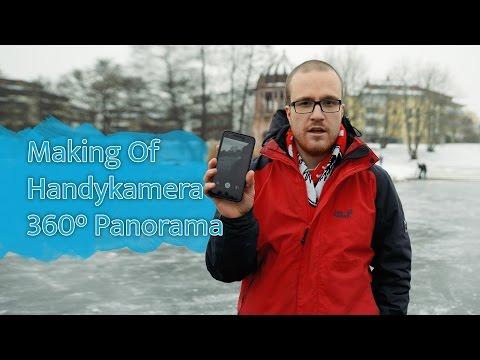 360 Grad Panorama mit dem Handy
