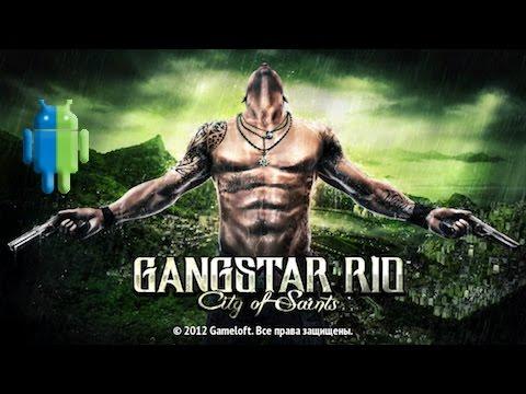 Gangstar Rio: City of Saints на Android/iOS GamePlay