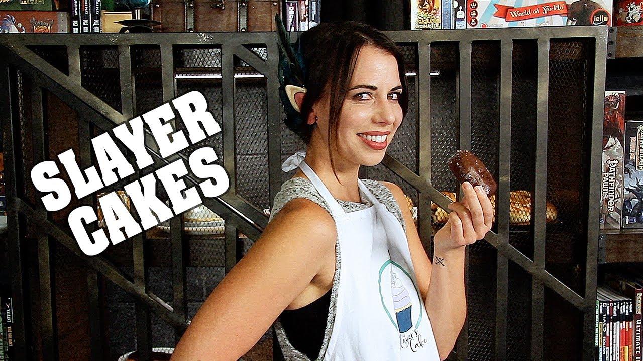 Slayer S Cake Critical Role
