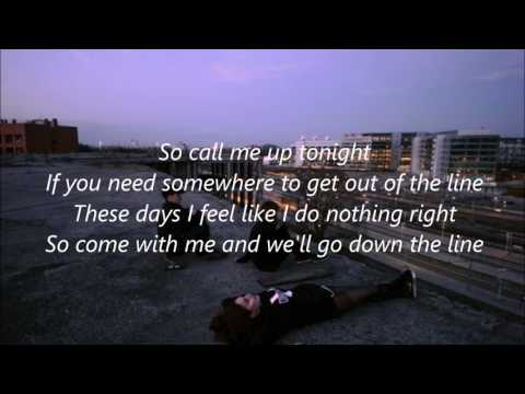Beach Fossils - Down the line [Lyrics]