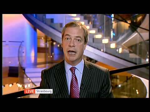 Nigel Farage on Eastleigh by-election