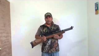 Rifle de aire comprimido Hatsan at44 - Revición y prueba de velocidad