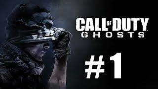 SZTRYM ZE SZCZYLONIO || Call of Duty: Ghosts [#1][STREAM]
