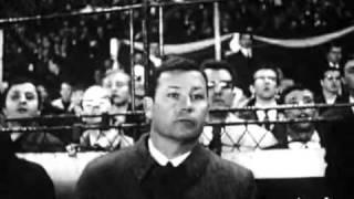 Mihai Ionescu  in memoriam  -  Franta - Romania  22 mart. 1967 1-2