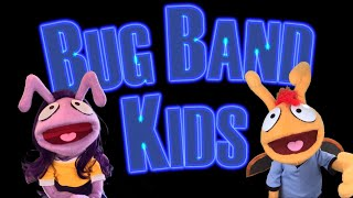 Bug Band Kids - Parody Pop Song Learning Videos for Kids - World Premiere Trailer
