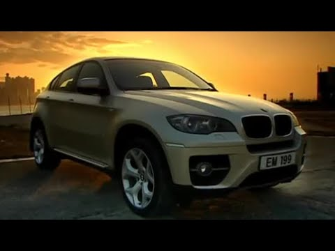 BMW X6 Review - Top Gear - BBC