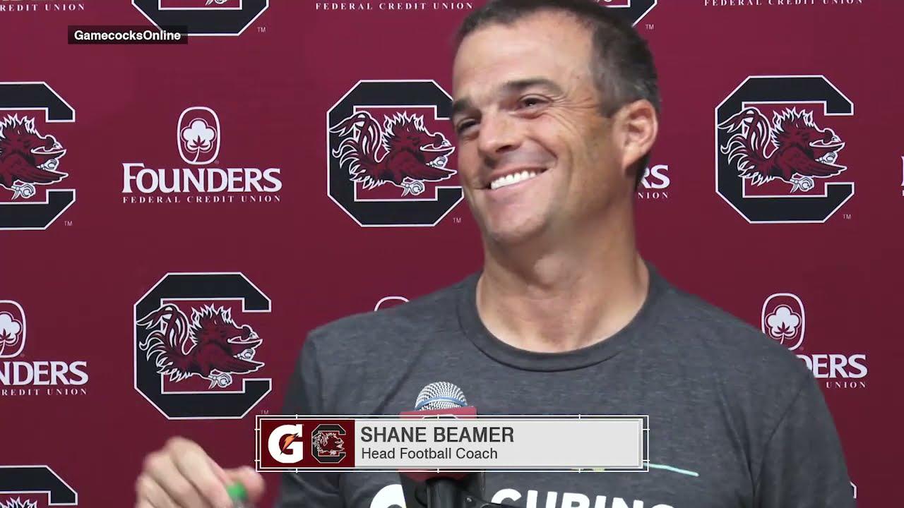 Shane Beamer Pre-Kentucky Press Conference