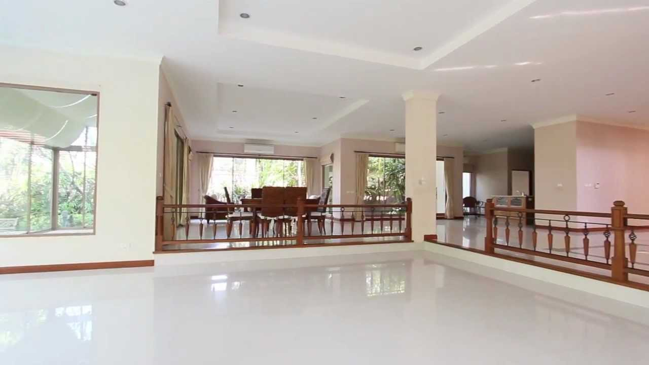 Attractive 4 Bedroom House For Rent In Bangna I Bangkok Condo Finder