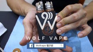 黑鋨 Osmium box 設定分享 Wolfvape Paradigm Modz