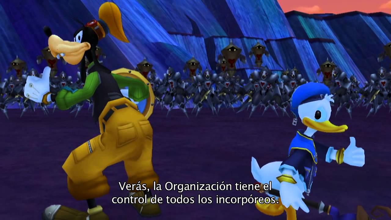 Disney Juegos Espana Kingdom Hearts Hd 2 5 Remix Announcement