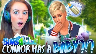 GUESS WHO'S PAYING CHILD SUPPORT 😐 (The Sims 4 IN THE SUBURBS #14! 🏘)