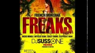 French Montana - Freaks Lyrics With Mp3 Download Link