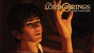 The Lord of the Rings Living Card Game : Premier teaser