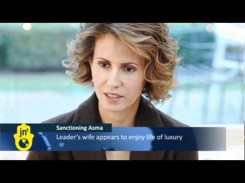 Sanctions for Bashar al-Assad's Wife: Asma al-Assad's ...