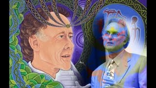 Graham Hancock questions Richard Dawkins on psychedelics and challenging his world view
