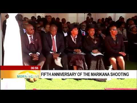 DISCUSSION: 5th Marikana Tragedy Commemoration