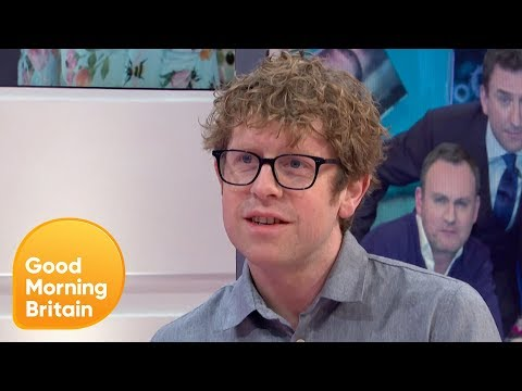 Susanna Reminds Comedian Josh Widdicombe of His Bad Stand Up Reviews | Good Morning Britain