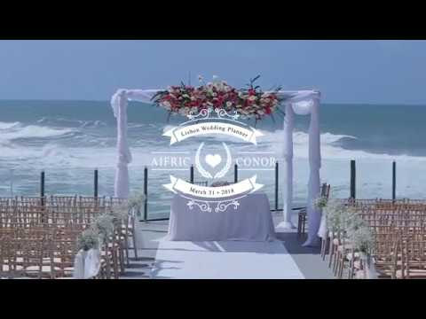 Destination Wedding in Portugal - ||Aifric & Conor|| ~ by Lisbon Wedding Planner