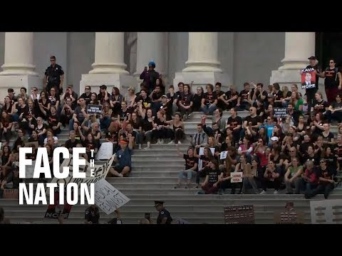 Open: This is Face the Nation, October 7th
