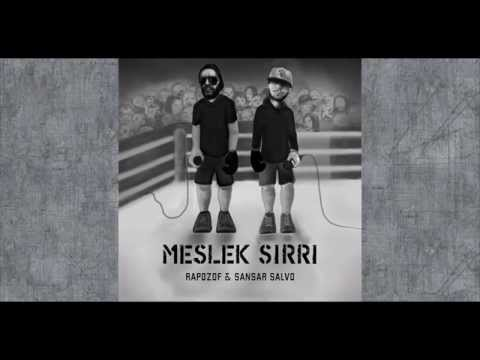 Rapozof & Sansar Salvo - Meslek Sırrı (Official Lyric Video)